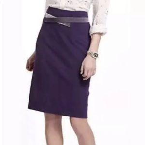 Anthropologie Girls From Savoy skirt
